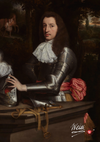 VALOUR ~ OLD MASTER PORTRAITS FEATURING ARMS & ARMOUR