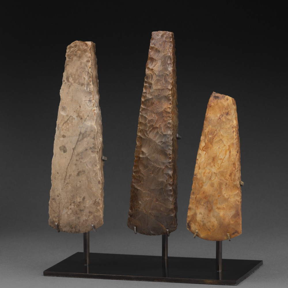 A Collection of Neolithic Period Axes,