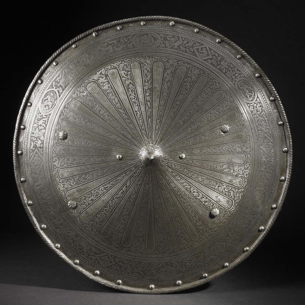A Parade Shield,