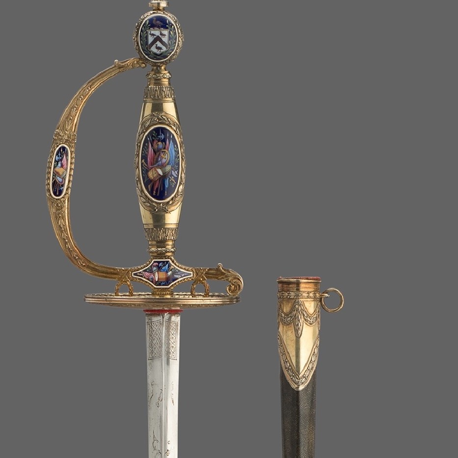 A Presentation Small Sword,